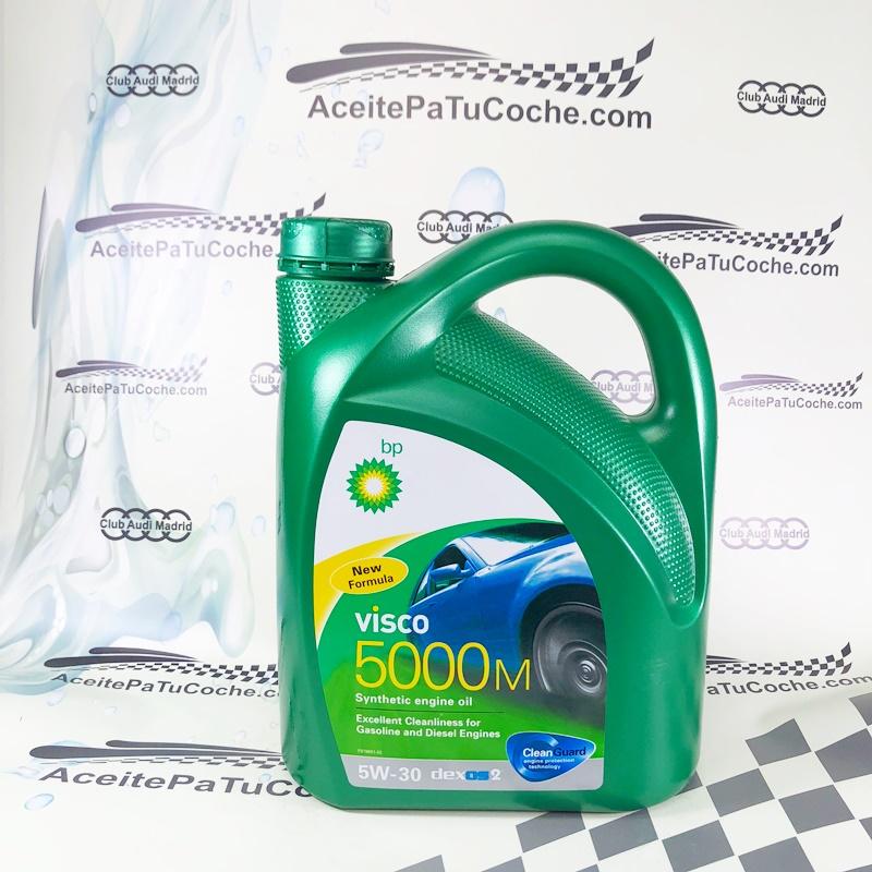 ACEITE BP VISCO 5000M 5W30 4 LITROS