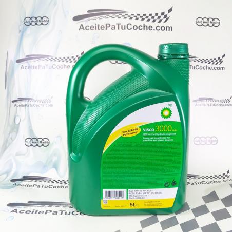 ACEITE BP VISCO 3000 A3/B4 10W40 5 LITROS