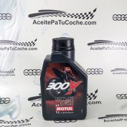ACEITE MOTUL 300V 4T FACTORY LINE ROAD RACING 15W50 1 LITRO