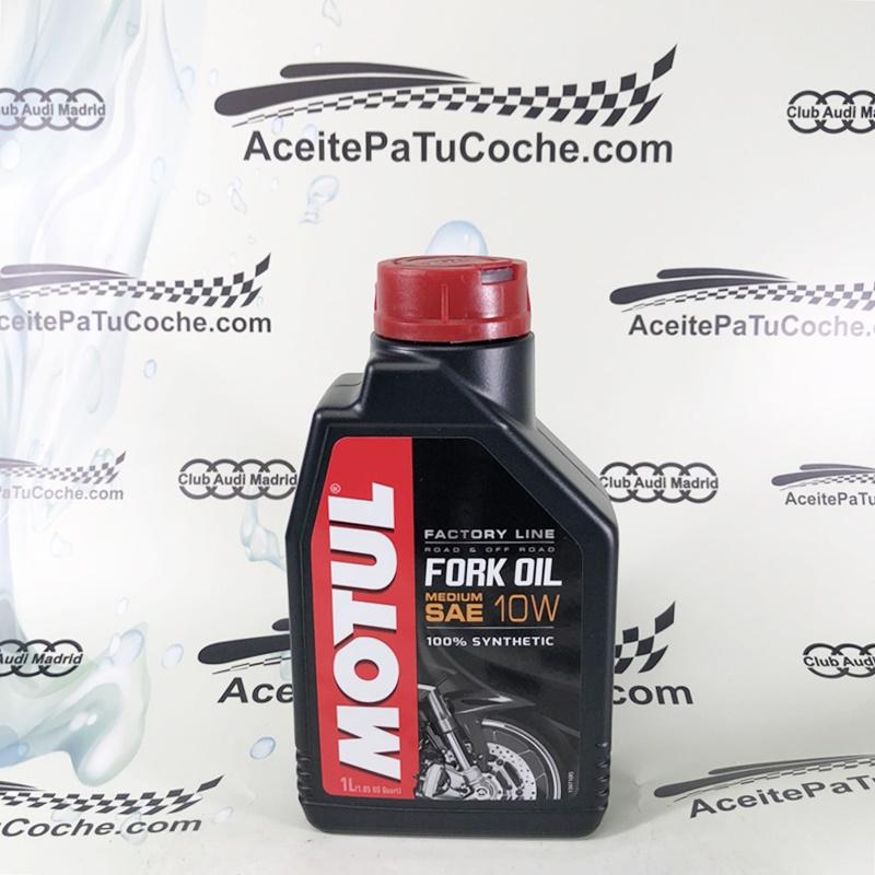 ACEITE MOTUL FORK OIL FACTORY LINE 1 LITRO
