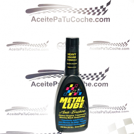 METAL LUBE FÓRMULA MOTORES 946 ML.