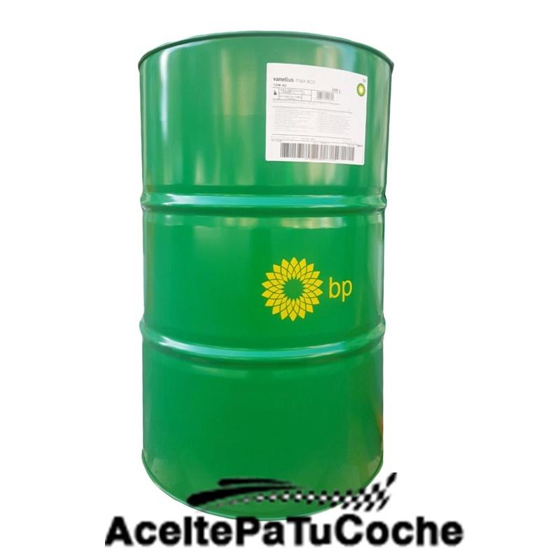 BIDÓN ACEITE BP VISCO 5000C 5W40 208 LITROS