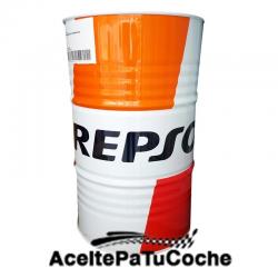 BIDÓN ACEITE REPSOL ELITE 50501 TDI 5W40 208 LITROS