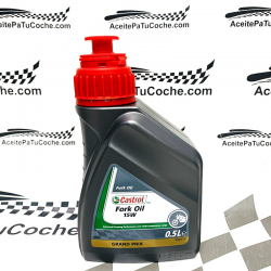 ACEITE CASTROL FORK OIL 15W 0.5L