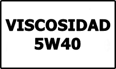 Viscosidad 5W40