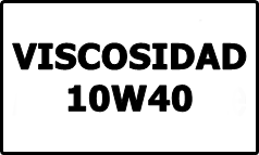 Viscosidad 10W40