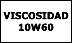 Viscosidad 10W60