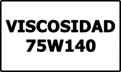 Viscosidad 75W140