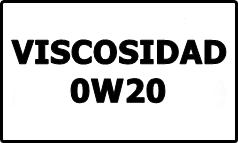 Viscosidad 0W20