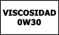 Viscosidad 0W30